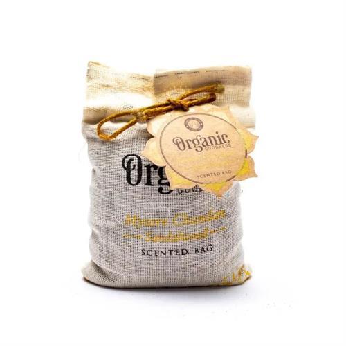Bolsita Perfumada de Sándalo Organic Goodness 150g