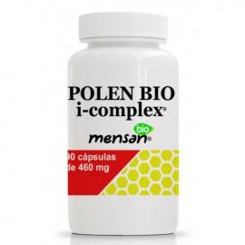 Polen Bio i-complex(Polen + Jalea Real) 90 cápsulas de 460 mg.