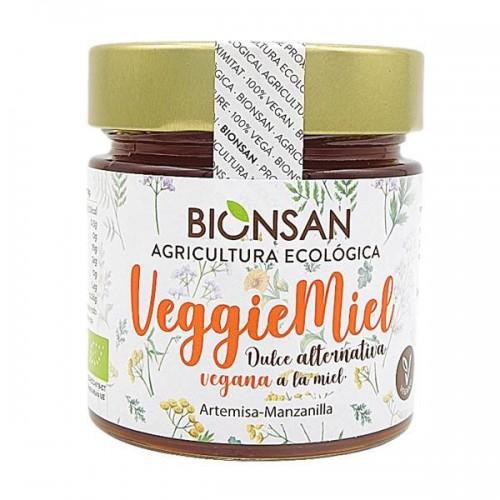 Veggiemiel con Artemisa y Manzanilla Bionsan Bio 305g