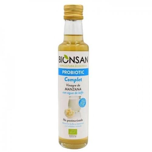 Vinagre de Manzana con Kefir de Agua Bionsan Bio 250ml