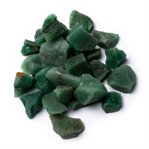 Cuarzo Verde en Bruto 1ud 3-6cm