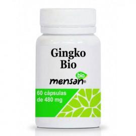 Ginkgo Bio 60 Cápsulas 480mg