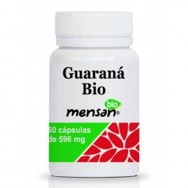 Guaraná Bio 60 Cápsulas 596mg