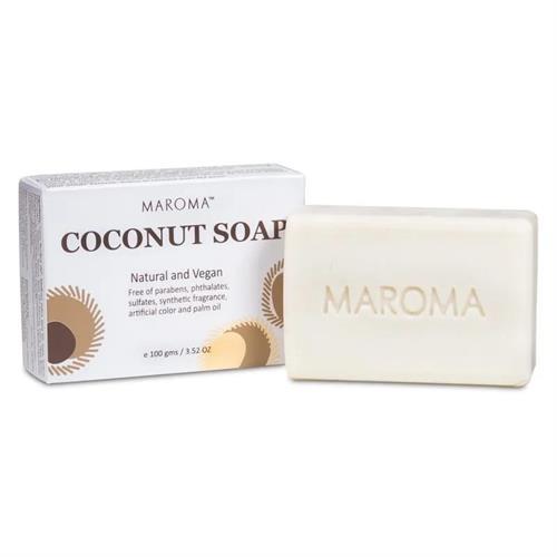 Jabón Corporal de Coco Maroma 100g