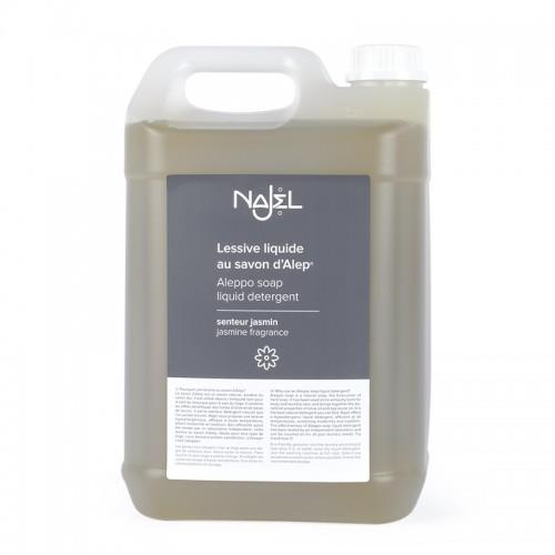 Detergente Lavadora de Alepo con Jazmín Najel 5L