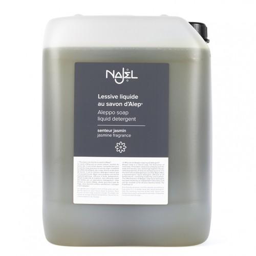 Detergente Lavadora de Alepo con Jazmín Najel 10L