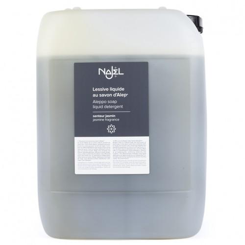 Detergente Lavadora de Alepo con Jazmín Najel 20L