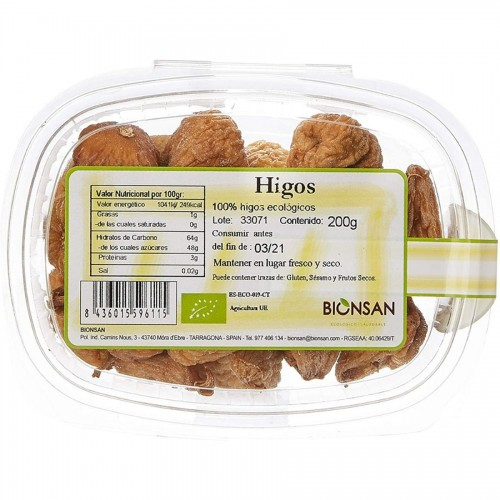 Higos Bio 200g