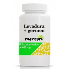 Levadura + Germen 125 Comprimidos 600mg