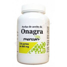 Onagra + Vitamina E 220 Perlas 660mg