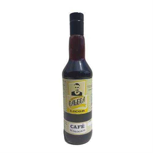 Licor Café Celebridade Galega Bio 700ml