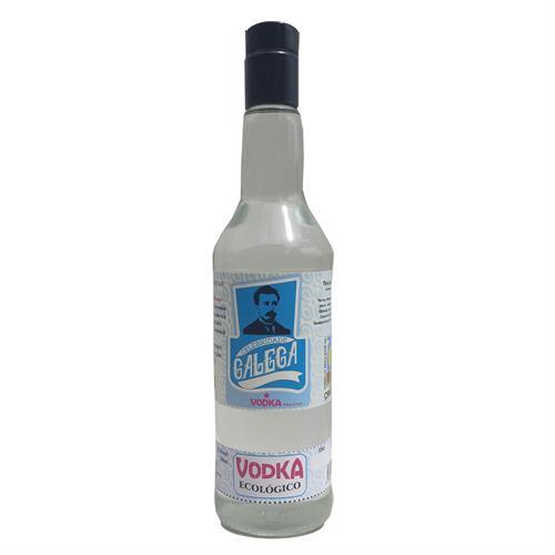Vodka Celebridade Galega Bio 700ml