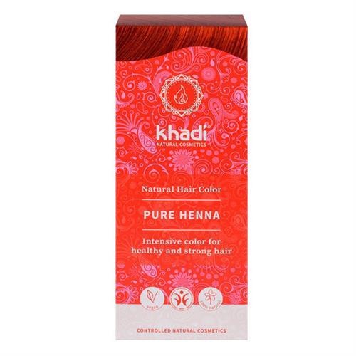Henna Natural Pura Khadi 100g