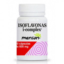 Isoflavonas icomplex 60 Cápsulas 600mg