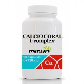 Calcio Coral i-complex 90 cápsulas 780mg