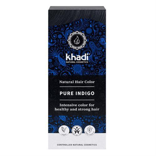 Tinte Natural Henna Color Índigo Puro Khadi 100g
