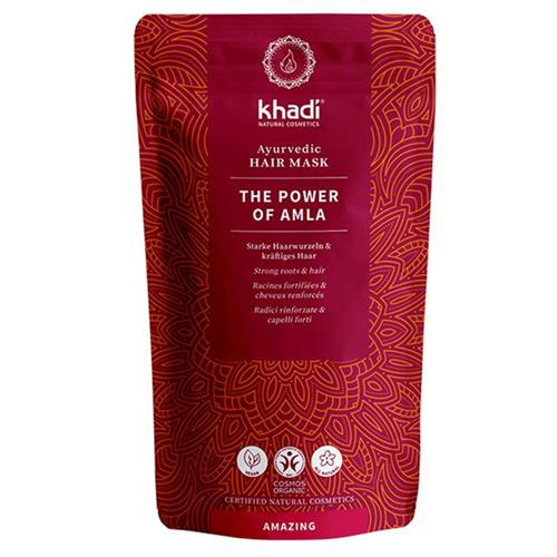 Mascarilla Capilar Poder del Amla Khadi 50g