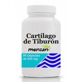 Cartílago De Tiburón 90 Cápsulas 895mg