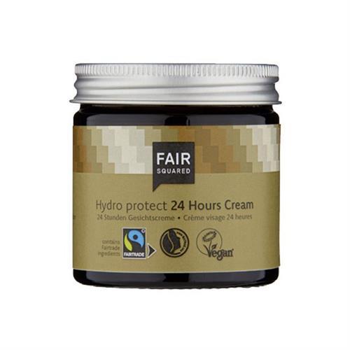 Crema Facial 24h Hydro Protección con Argán Fair Squared 50ml