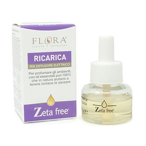 Recarga para el Difusor Eléctrico Antimosquitos Flora 25ml
