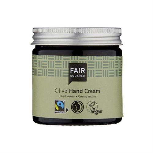 Crema de Manos con Aceite de Oliva Fair Squared 50 ml