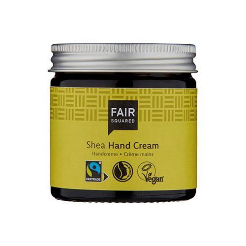 Crema de Manos con Karité Fair Squared 50 ml