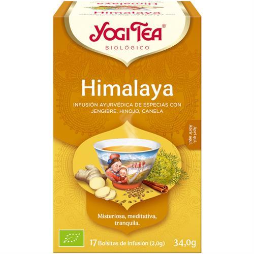 Infusión Himalaya Yogi Tea Bio 17 Bolsitas 34g