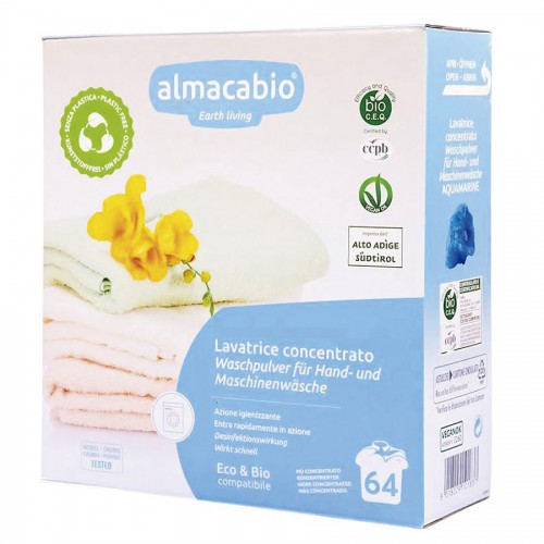 Jabón Polvo Lavadora Concentrado Plus Bio 5250g