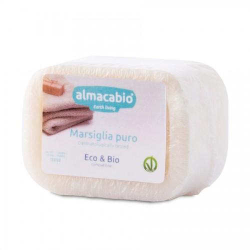Jabón Pastilla Marsella Puro Bio 250g