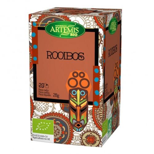 Té Rooibos Bio 20 filtros