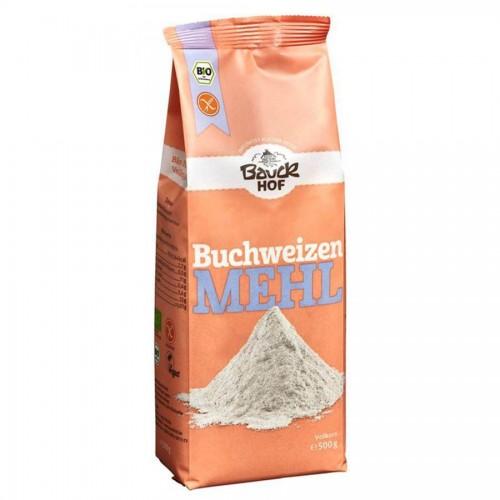 Harina de Trigo Sarraceno Sin Gluten Bio Bauckhof 500g