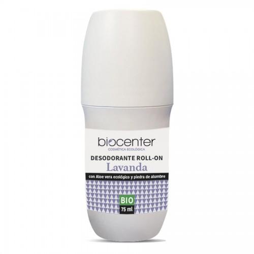Desodorante Roll On Lavanda Bio 75ml