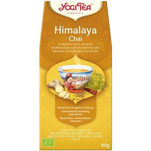 Infusión Himalaya Granel Yogi Tea Bio 90g