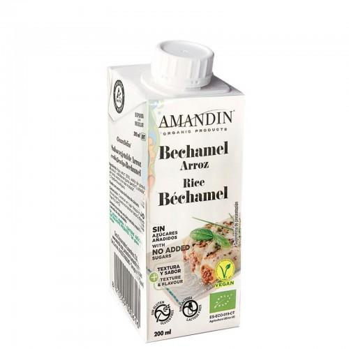 Bechamel de Arroz Bio 200 ml