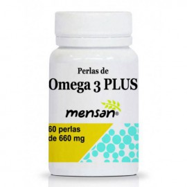 Omega 3 Plus + DHA 60 capsulas de 650mg