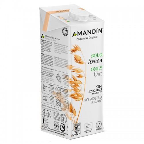 Bebida de Avena Nature Amandin Bio 1L