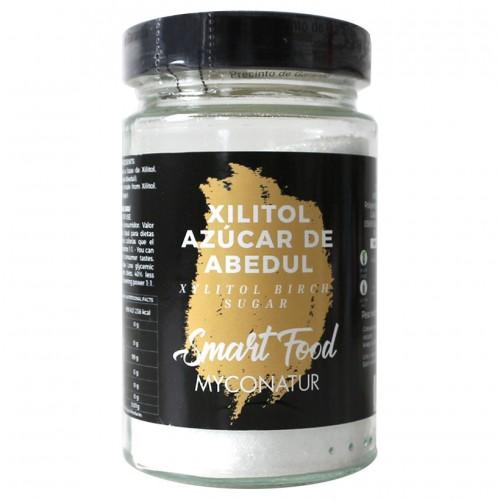 Xilitol Azúcar de Abedul Myconatur 250g