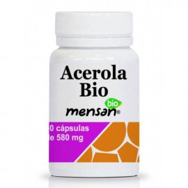 Acerola Bio V itamina C 30 capsulas 580mg