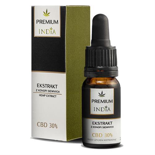 Aceite de Cáñamo Premium CBD 30% India 10ml