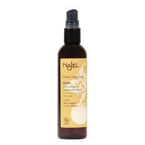 Elixir Calmante con Tres Aceites Najel Bio 125ml