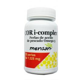 Perlas Omega-3 COR i-complex 1000mg 30unidades