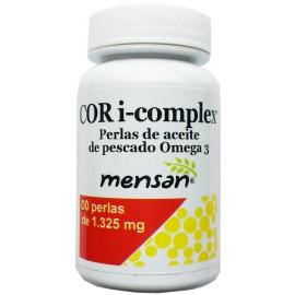 Perlas Omega-3 COR i-complex 1000mg 100unidades