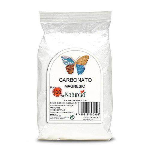 Carbonato de Magnesio Naturcid 100g