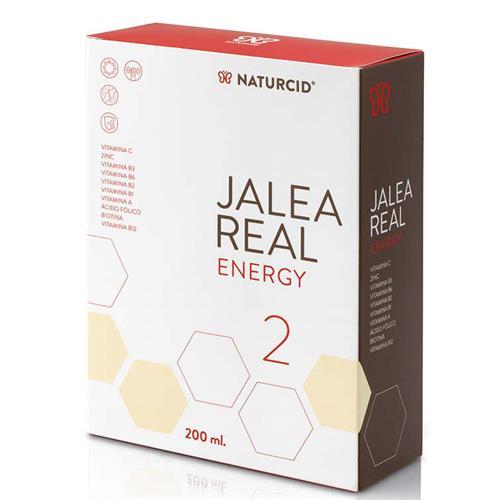 Jalea Real Energy 2 Naturcid 20 viales de 100ml
