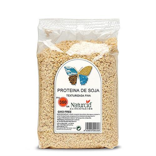 Proteína de Soja Texturizada Fina Naturcid 350g