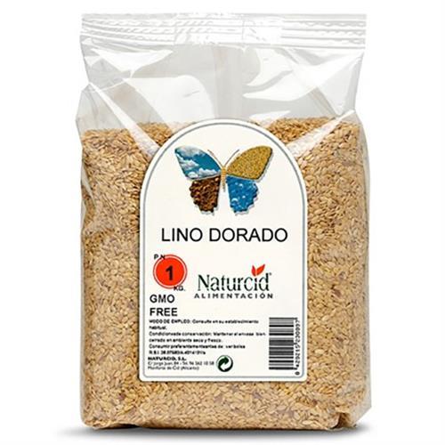 Linaza Dorada Naturcid Bio 1Kg