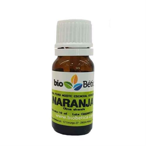 Aceite Esencial de Naranja BioBética Bio 10ml