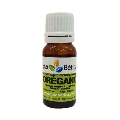 Aceite Esencial de Orégano BioBética Bio 10ml