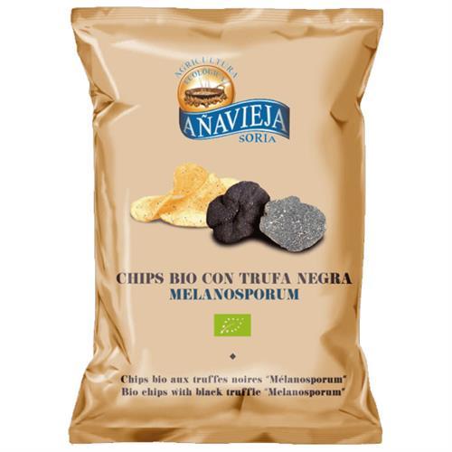 Patatas Fritas con Trufa Negra Melanosporum Bio 100g