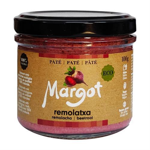 Paté de Remolacha Margot Bio 100g